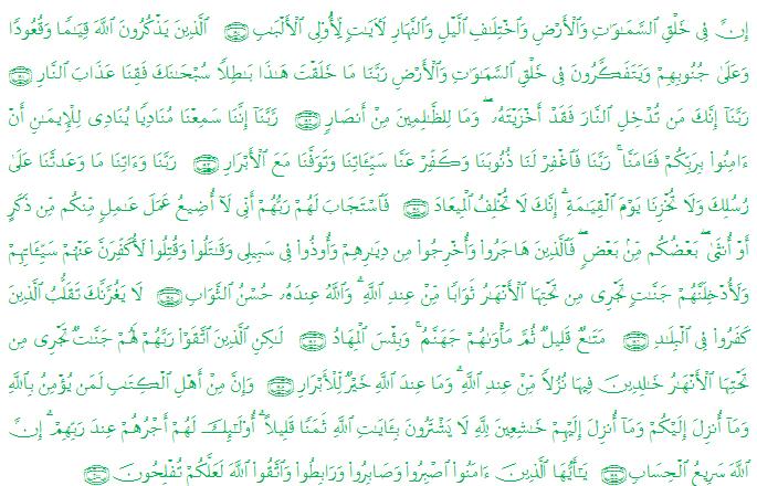 ali-imraan-ayat-190-200
